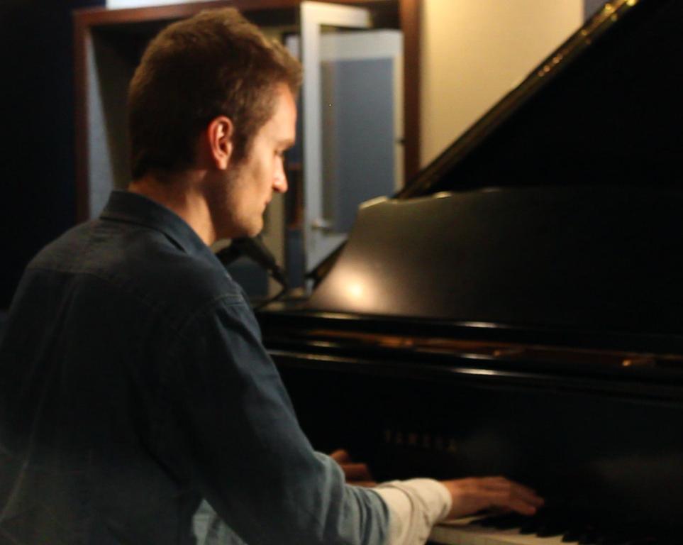 Dan Costa - Recording Session
